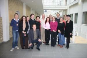 SocNet98 Coordinator Conference Hasselt/B 2012
